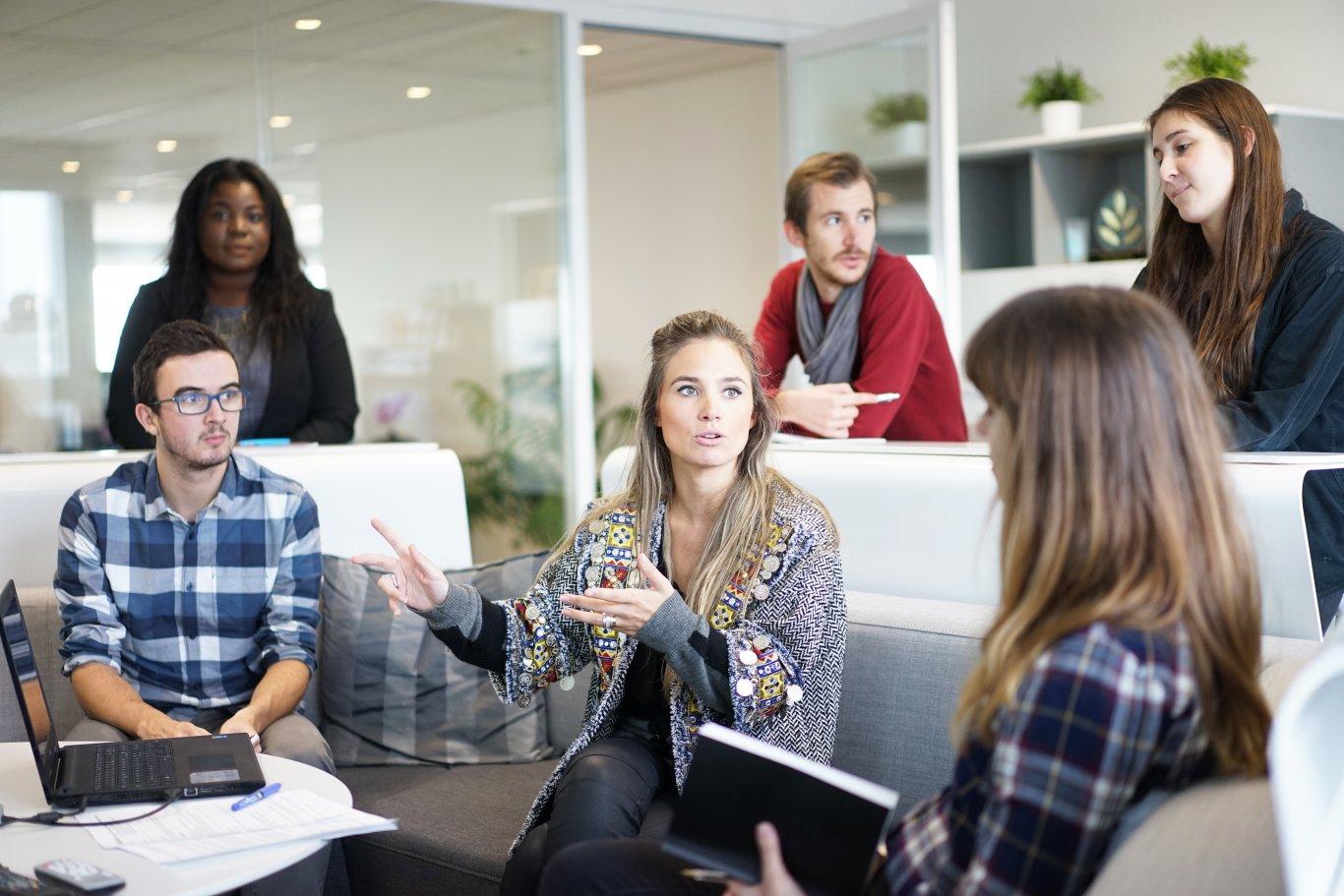 Hol jó dolgozni? - Ideális irodák az irodapiacon 2.rész  Közösségi irodák: kreativitás, tudásmegosztás, közösségépítés