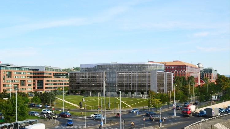 Új irodaház épül Budapesten a Siemens egyik vállalatának