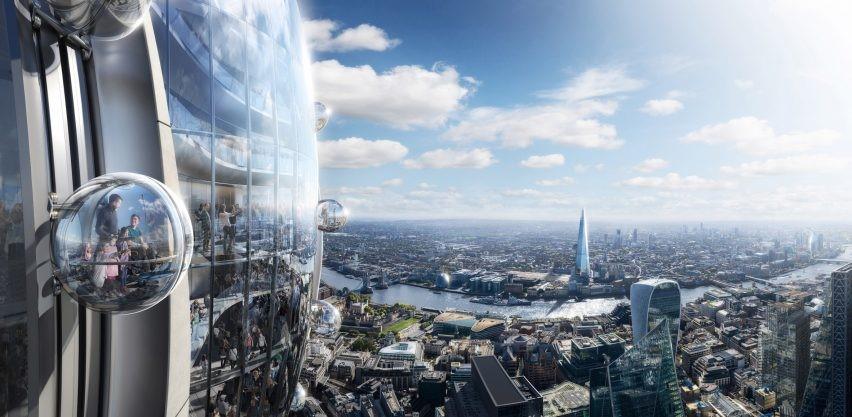 A Tulipán lesz London új építészeti csodája